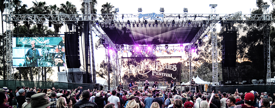 Join us for the 19th Annual Doheny Blues Festival!