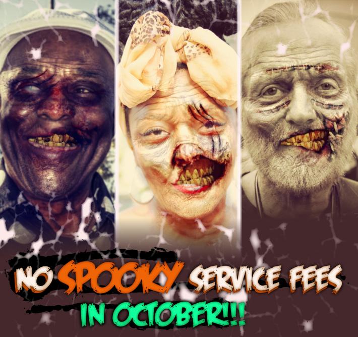 No Spooky Fees